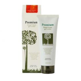 HAKEN PROFESSIONAL PREMIUM PEARL PURE GEL COLOR 220g - маникюр для волос c жемчужными протеинами