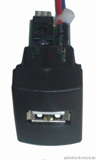 """ЗУ """"ШТАТ USB 1.2 Приора-Гранта"""