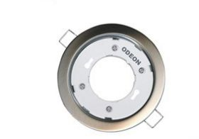 Светильник GX53 (сатин-хром)