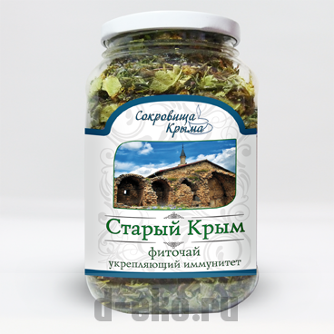 """Чай """"Старый Крым"""""""