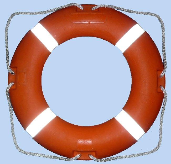 Круг спасательный морской КС-ППЭ/ППЭр – 2,5