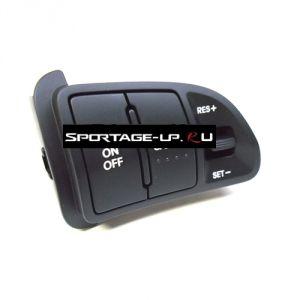 Блок кнопок руля управления круиз-контролем Sportage3, MOBIS