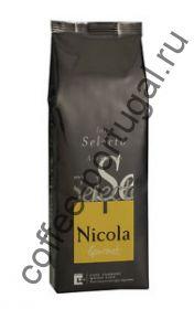 """Кофе """"Nicola Selecto Gourmet"""" в зернах  1 кг"""