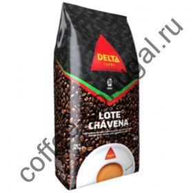 """Кофе """"Delta Chavena""""  в зернах  1 кг"""