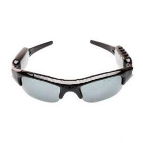 Солнцезащитные очки со скрытой камерой + MP3 рекордер (2 GB)