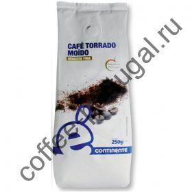 "Кофе ""Continente E"" тонкий помол  250 гр"