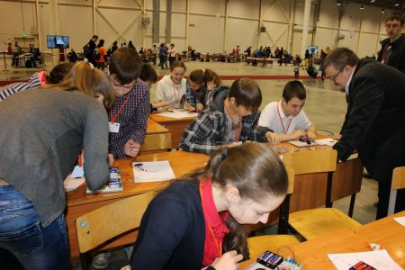 Мастер-класс в Новосибрске