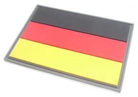 нашивка флаг Германии (Bundesrepublik Deutschland, Germany, немецкий флаг)