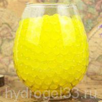 гидрогель лимонный