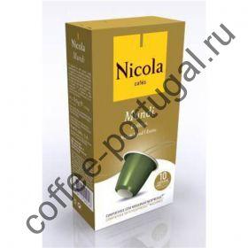 """Кофе """"Nicola Mundi"""" в капсулах"""