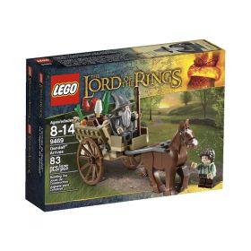 9469 Лего Прибытие Гэндальфа