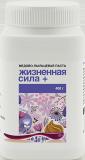 Медово-пыльцевая паста «Жизненная сила плюс» 400 г