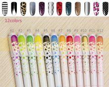 Цветные ручки для прорисовки 12 шт