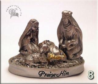 Рождественская композиция 08 миниатюра Hallmark Licensing. Inc, 2004