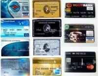 Флешка кредитка флэш карточка usb в виде кредитной карты с вашим логотипом
