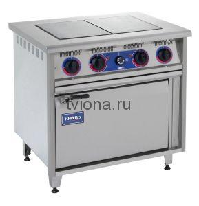 Плита профессиональная ПЕД-2