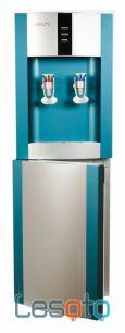 Кулер для воды LESOTO 16 LD-C/E blue-silver