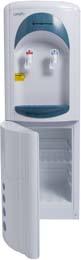 Кулер для воды LESOTO 16 LD-C/HL white-blue