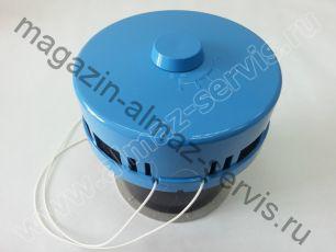 Цветной оголовок приточного клапана КПВ-125 №1 (КИВ-125)