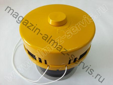 Цветной оголовок приточного клапана КПВ-125 №4 (КИВ-125)