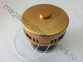 Цветной оголовок приточного клапана КПВ-125 №6 (КИВ-125)