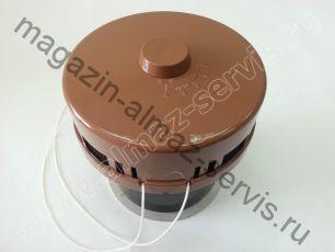 Цветной оголовок приточного клапана КПВ-125 №9 (КИВ-125)