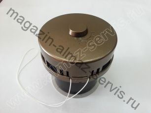 Цветной оголовок приточного клапана КПВ-125 №10  (КИВ-125)