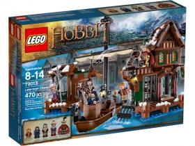 79013 Лего Погоня в Озерном городе