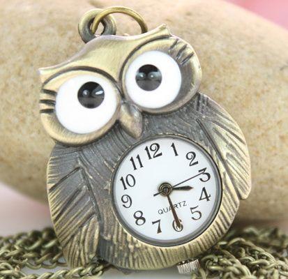 Часы-кулон WN-019