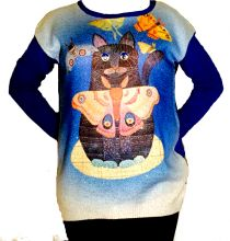 свитер.размер 46,48,50,52
