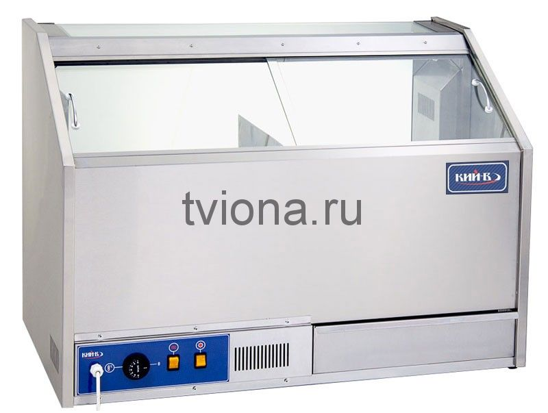 Витрина тепловая для попкорна  ВТПК-1000