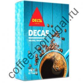 """Кофе растворимый """"Delta Decaf"""" 10 пакетов"""