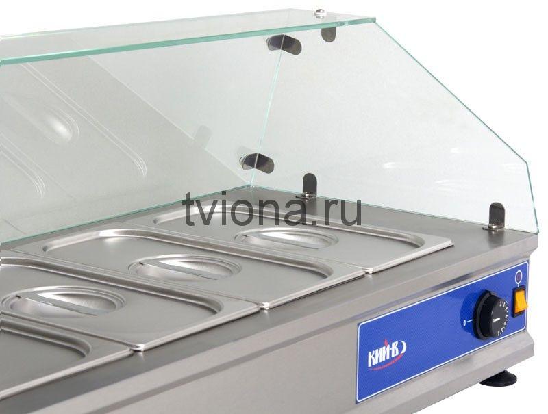 Тепловая витрина настольная ВТН–4–875