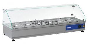 Тепловая витрина настольная ВТН-6-1230