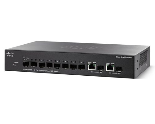 Cisco SG300-10SFP-K9-EU