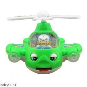 Забавный самолетик