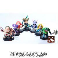купить набор фигурок персонажей