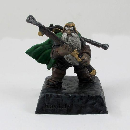Фигурка героя Sniper - Kardel Sharpeye