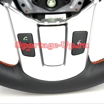 Комплект нижних кнопок руля для Sportage3, MOBIS