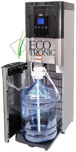 Комплексное обслуживание настольного, напольного кулера с нижней загрузкой бутыли.
