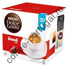 "Кофе ""Nescafe Dolce Gusto Espresso Buondi"" 30 капсул"
