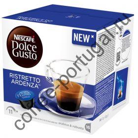 "Кофе ""Nescafe Dolce Gusto Ristretto Ardenza"" в капсулах"