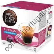 "Кофе ""Nescafe Dolce Gusto Espresso Descafeinado"" 16 капсул"