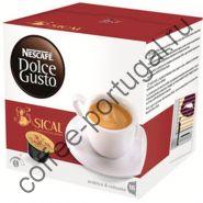 "Кофе ""Nescafe Dolce Gusto Espresso Sical"" 16 капсул"