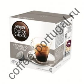 "Кофе ""Nescafe Dolce Gusto Espresso Barista"" 16 капсул"