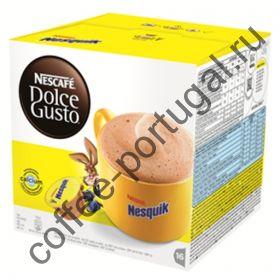 """Какао """"Nescafe Dolce Gusto Nesquik"""" 16 капсул"""
