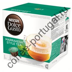 "Чай  ""Nescafe Dolce Gusto Marrakesh Tea"" 16 капсул"