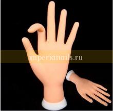 Тренировочная рука силиконовая