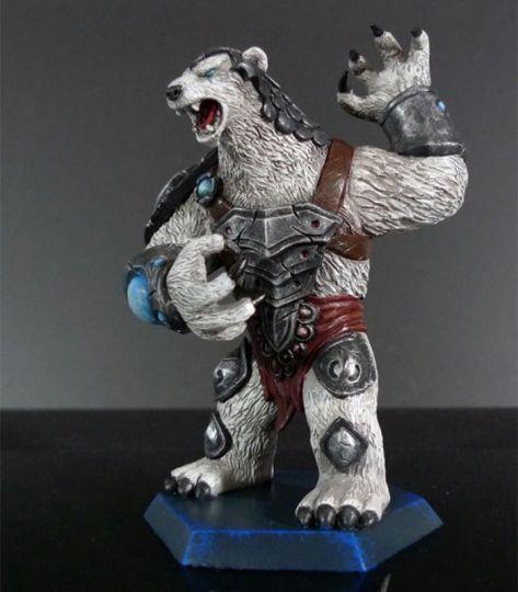 Фигурка героя Volibear - Волибир - 11 см