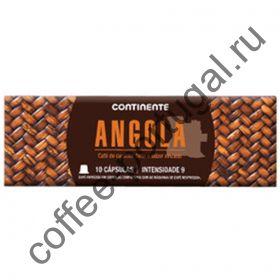 """Кофе """"Continente Angola Espresso"""" 10 капсул"""